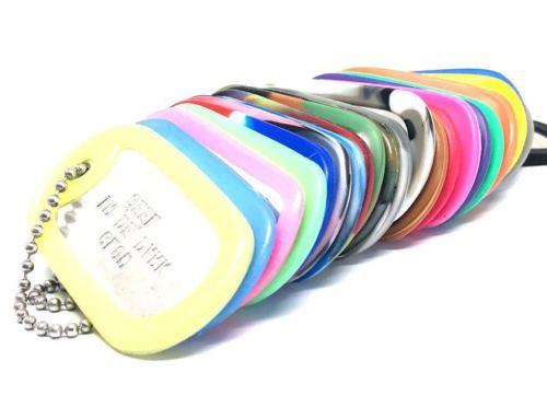 Nieuw: silencers in 23 kleuren