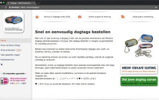 Dogtag.nl voorpagina